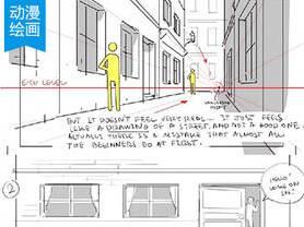 人体透视与场景透视技巧