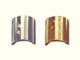 金属铠甲的光感体现