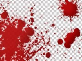 血迹伤口效果PS笔刷